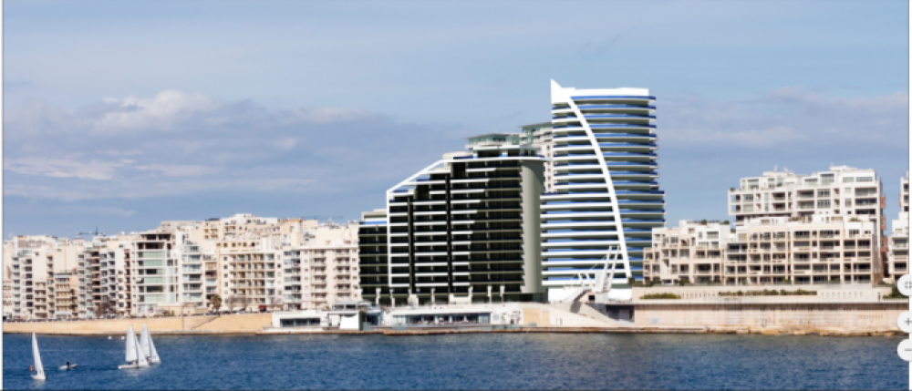 Parliament clears way for Fortina Group to develop Sliema land without restriction