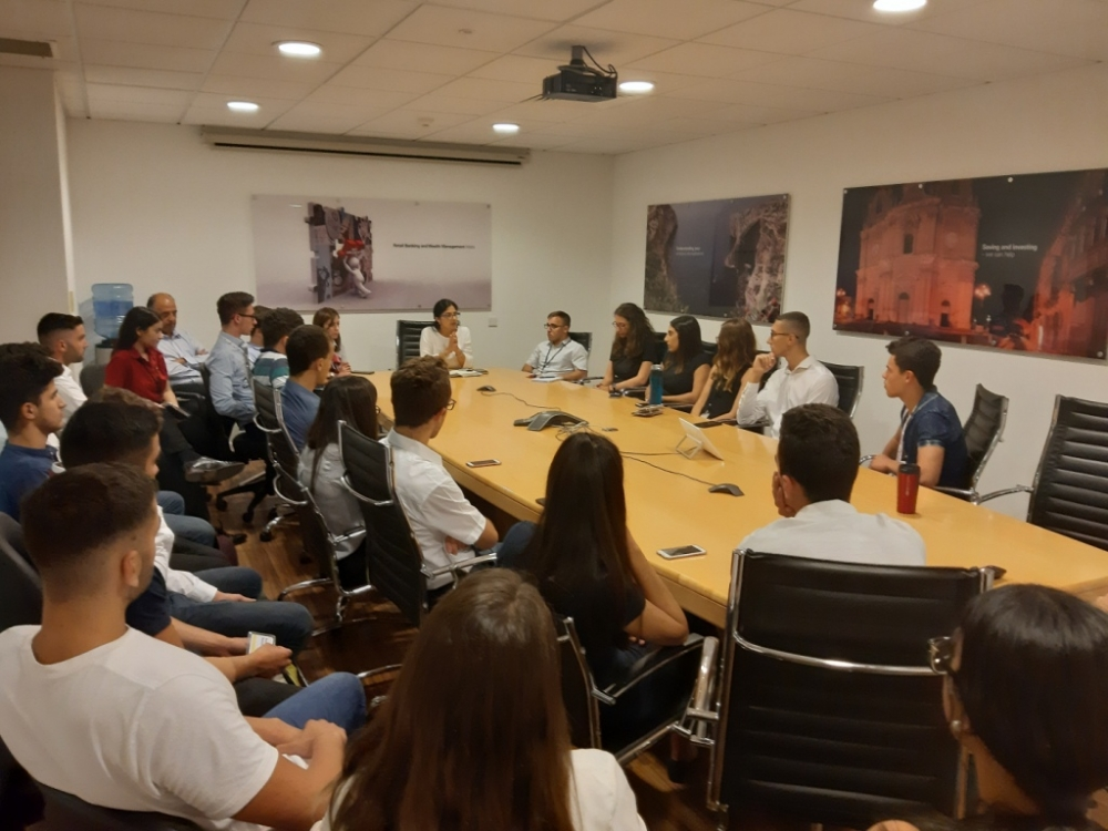 HSBC celebrates third successful summer with its internship programme