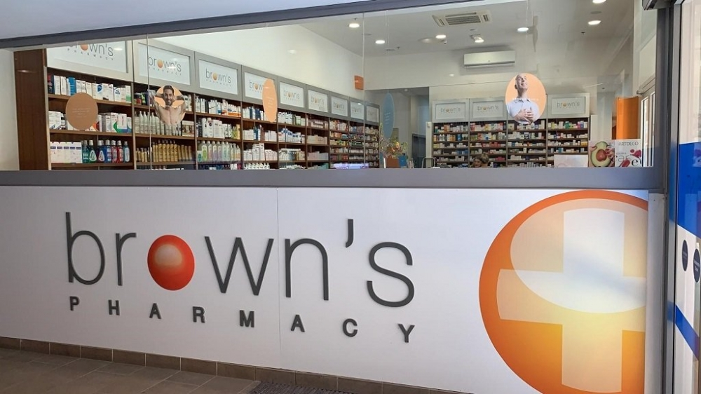 Brown's Pharmacy launches free delivery service for POYC customers
