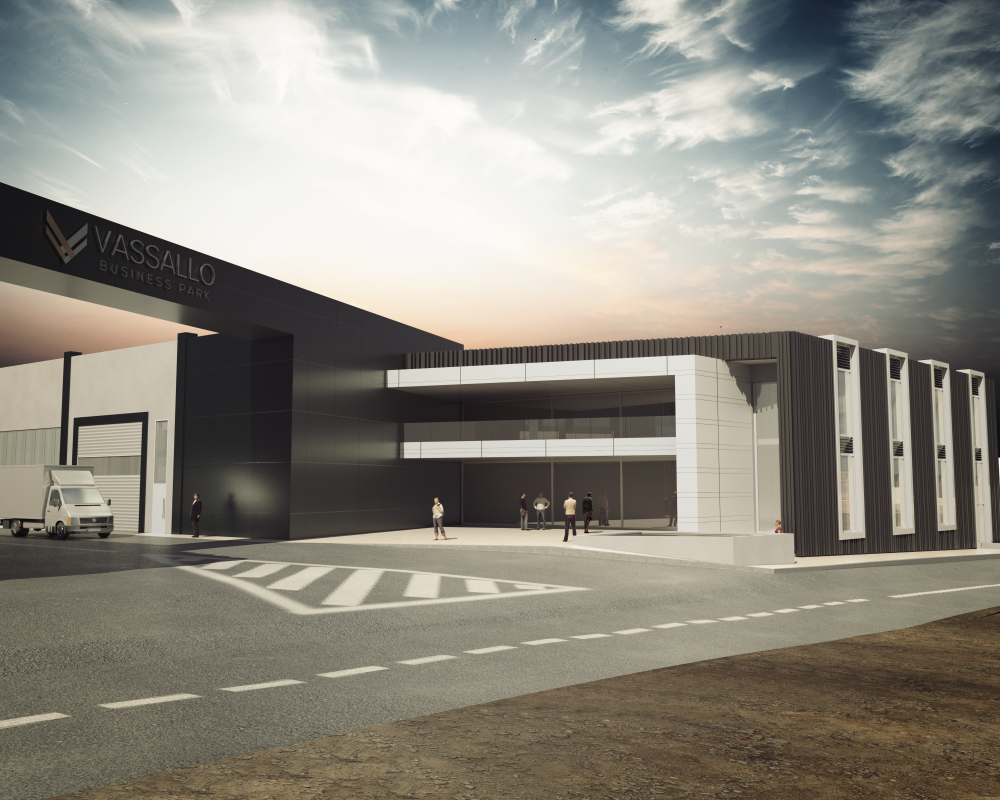 Vassallo Business Park to welcome first tenants in the coming months