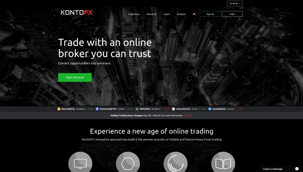 MFSA issues warning about KONTOFX trading platform
