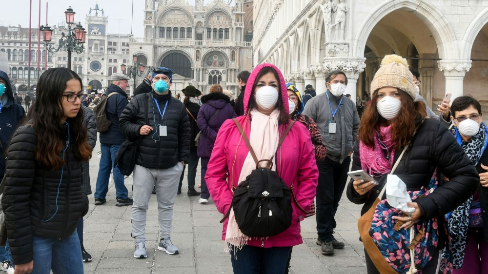 Study predicts Italy Covid-19 infections down to zero by 7 May