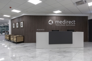 MeDirect ensures continuity of banking services