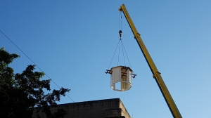 Vassallo Joiners entrusted with new timber lantern for The St John's Co Cathedral Foundation