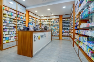 Brown's Pharma introduces free delivery service for POYC customers