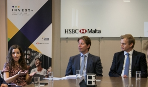 MBB and HSBC launch mentoring programme to boost financial literacy