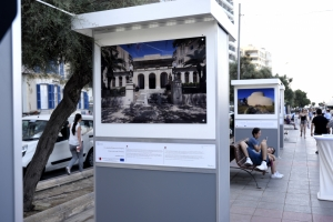 Some of Malta's 'unsung' architectural icons star in roadshow exhibition