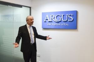 Argus moves to larger premises, looks to expand its business