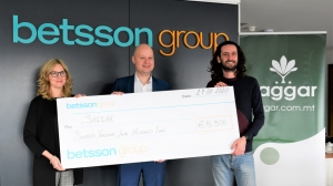 Betsson Group partners with Saggar in its mission to plant one million trees
