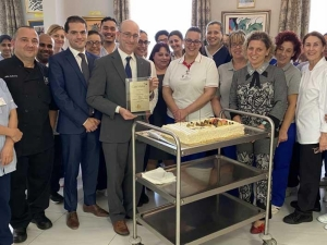 CareMalta presents Quality Assurance Audit Awards