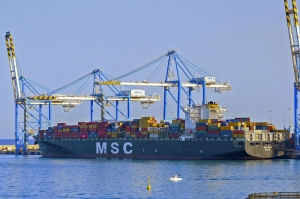 New NEMO container service starts calling at Malta Freeport