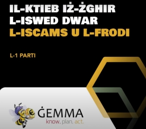 [WATCH] ĠEMMA launches educational eBook on common financial scams
