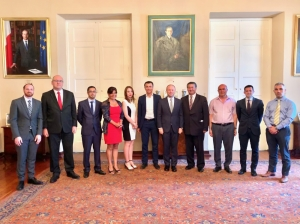 GRTU raises concerns about the Maltese banking sector in meeting with Prime Minister