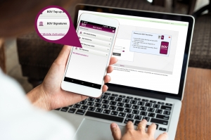 New digital internet banking securekey from Bank of Valletta