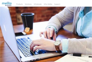 Melita launches new website and services for businesses