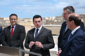 Investment in lower Valletta