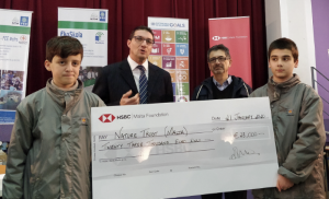 HSBC Malta Foundation strengthens support for EkoSkola