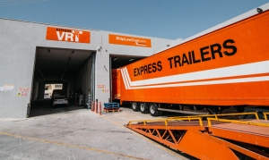 Express Trailers invests in new VRT station