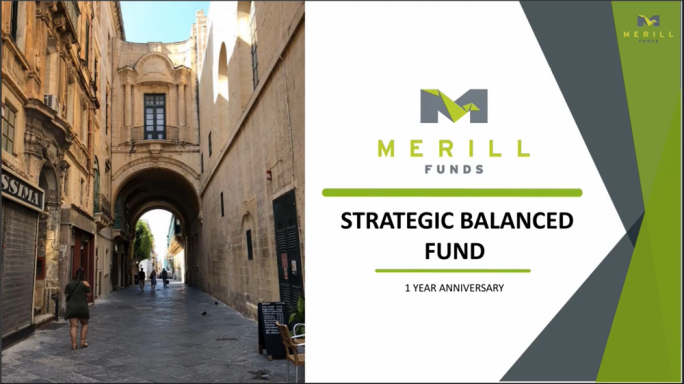 Celebrating one year of the Merill Strategic Balanced Fund