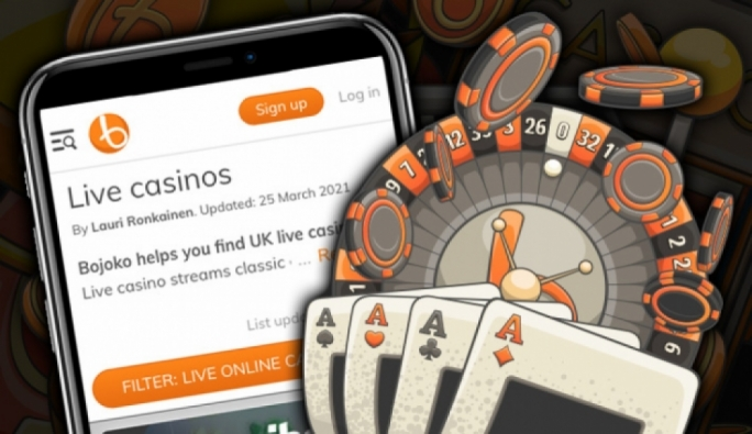Live casino forecasted to be 50% of gambling by 2021