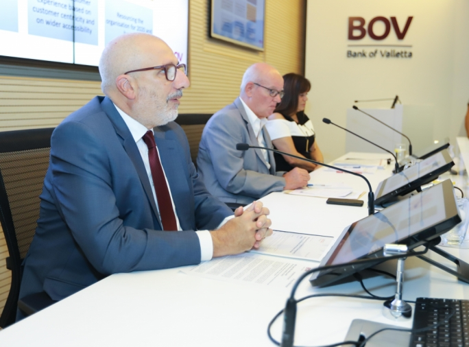 [WATCH] End of super profits, BOV chief warns
