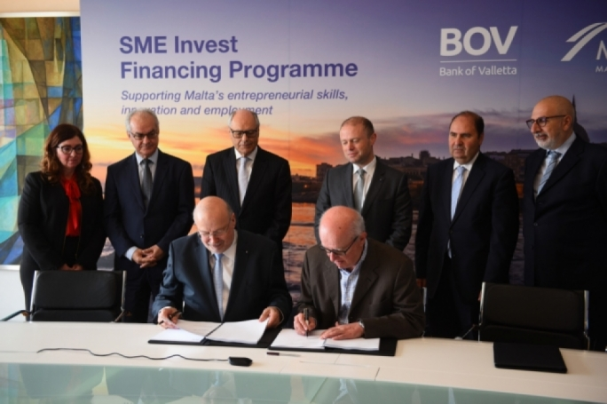 SMEs' interest in new funding scheme sees BoV, MDB planning second programme