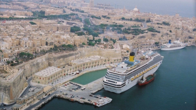 Cruise liners won't reach Malta until mid-August