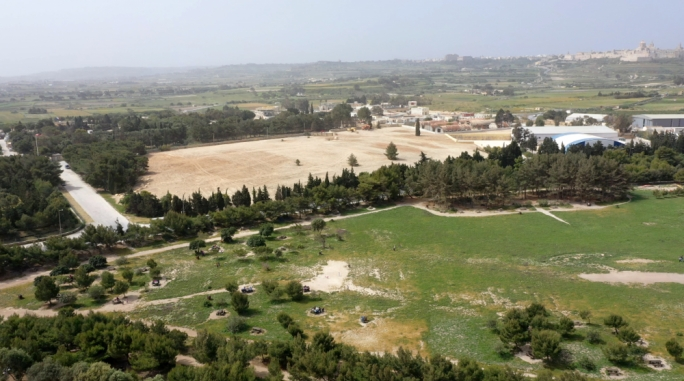 PA's three-month direct action in Ta' Qali  makes way for new public recreational area