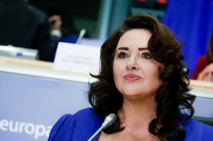 European Commissioner for Equality Helena Dalli