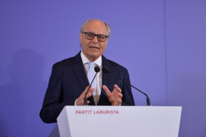 Edward Scicluna says lower growth forecast is a prudent approach