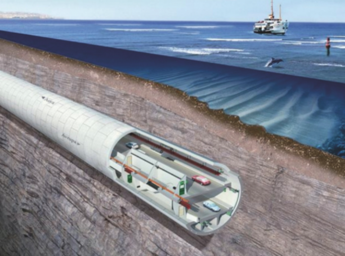 Gozo tunnel should be replaced by metro link, Malta Chamber says