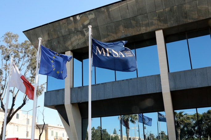 The MFSA offices in Mriehel