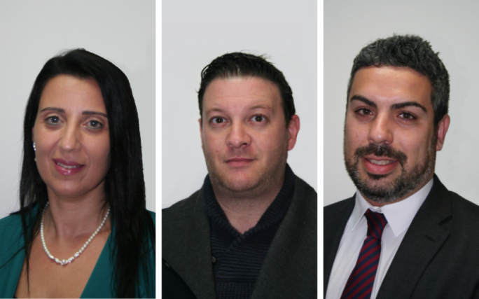 New senior appointments at MGI Malta