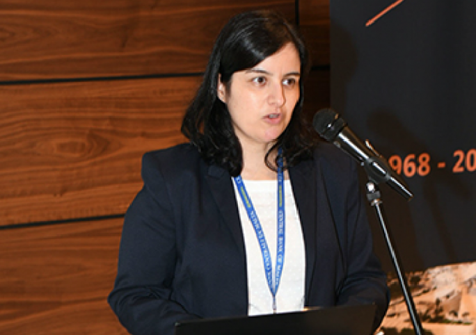 Rita Schembri, Head of the Central Bank's Economic Analysis Department