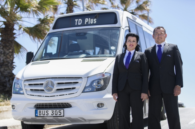 Malta Public Transport takes on ride hailing