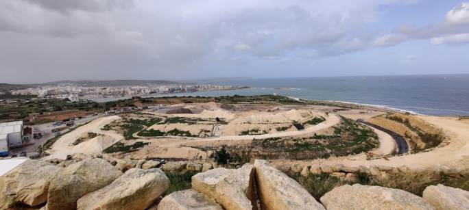 Malta hosts landfill project meeting