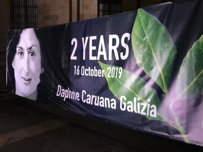 US embassy offers aid to help Maltese authorities solve Caruana Galizia murder 'in a credible manner'